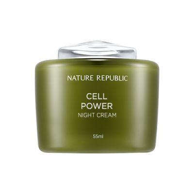 Крем для лица ночной Nature Republic CELL POWER NIGHT CREAM 55мл