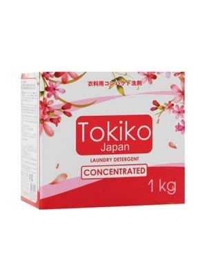 Порошок стиральный для белья, концентрат, с цветочным ароматом Tokiko Japan (КОНЦЕНТРАТ!!!   2 ст. ложки на 5 кг белья)
