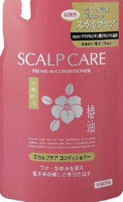 Кондиционер для сухих и сильно поврежденных волос c экстрактом белой камелии премиум SHIKI-ORIORI