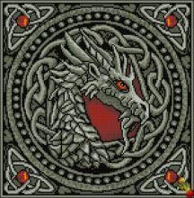 Колибри. Талисман Дракона. А3 (набор 1725 рублей)