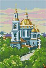 Колибри. Богоявленский Собор в Елохове. А3 (набор 1575 рублей)