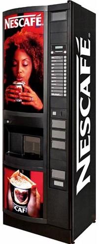 Напольный кофейный автомат Sagoma H-7 (Rheavendors Group), б/у