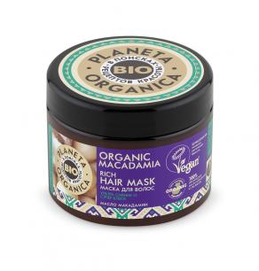 Organic macadamia  Маска для волос, 300 мл