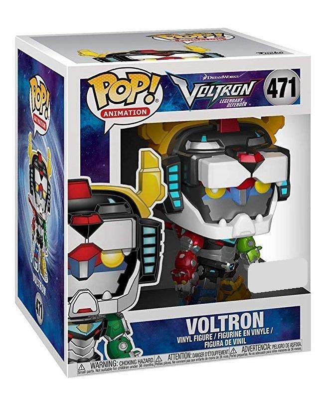 """Фигурка Funko POP! Vinyl: Voltron: 6"""" Voltron 37975"""