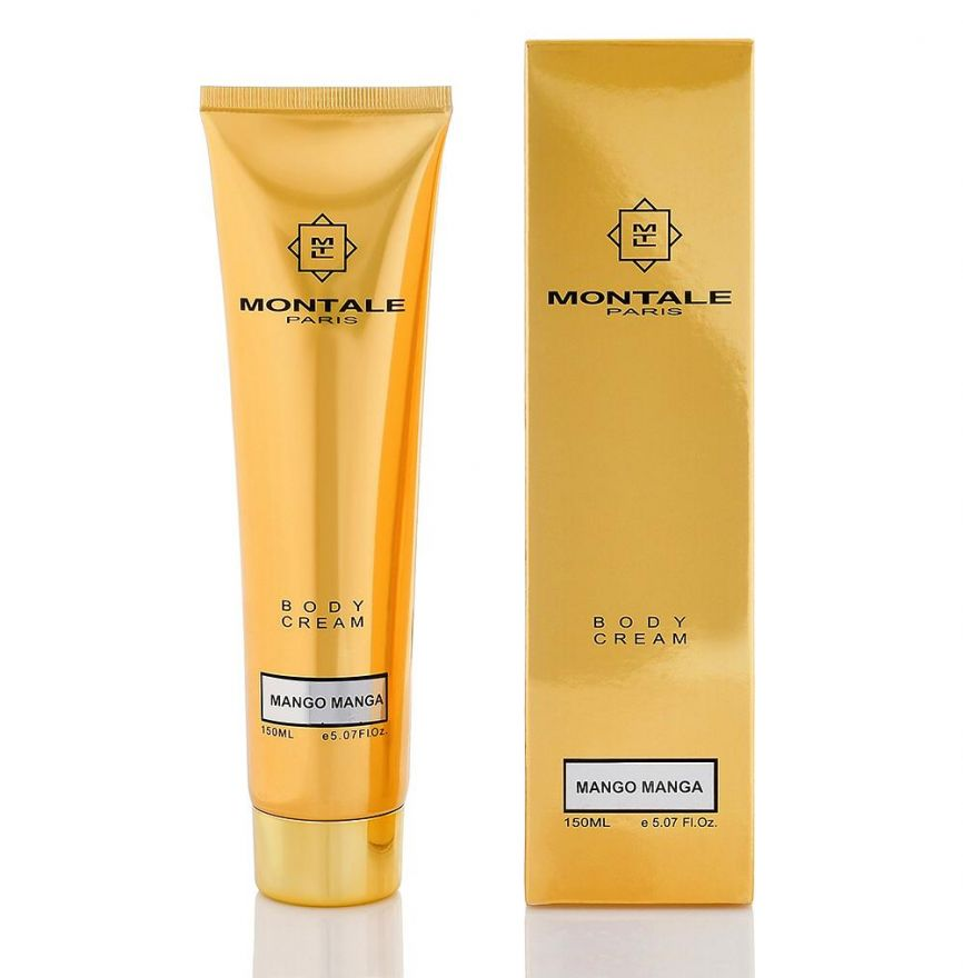 "Крем для тела Montale ""Intense Cafe"" 150ml"