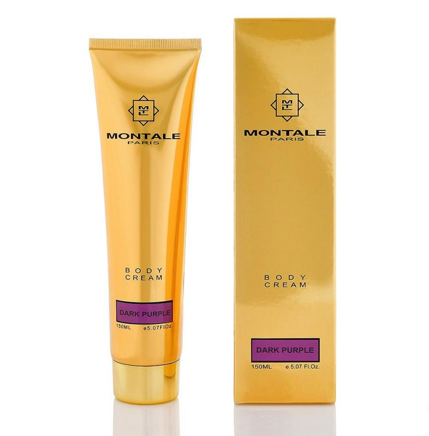 "Крем для тела Montale ""Dark Purple"" 150ml"