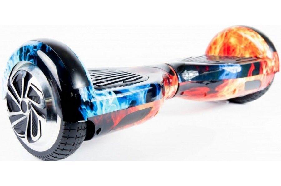 Гироскутер Smart Pro 6.5 Огонь и лед