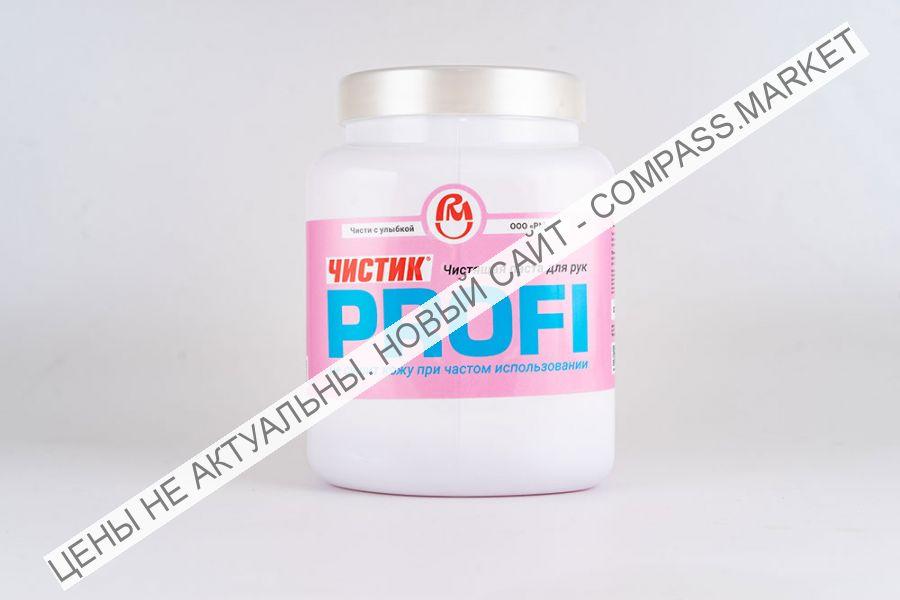 Чистик PROFI - чистящая паста для рук для частого использования