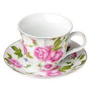 Летний сад Набор чайный 2 пр., 220мл, фарфор