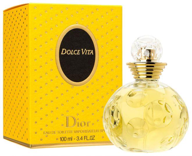 C.Dior  DOLCE VITA