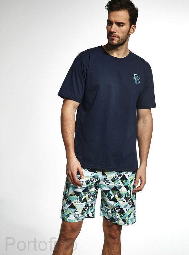326-75 Пижама мужская Cornette