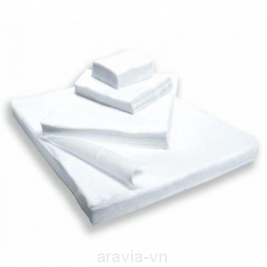Салфетка спанлейс 30*30, 40 г/м2 100шт