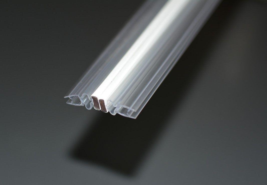 Магнитная лента силикон 1516мм комплект для дверей 4,5-5мм