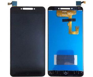 LCD (Дисплей) Alcatel 5085D A5 LED (в сборе с тачскрином) (black) Оригинал