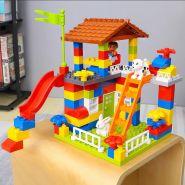 Конструктор Lego Duplo совместимый 89 блоков