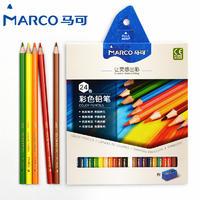 Карандаши цветные Marco Raffine, 72 цвета