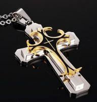 Крест нательный ZWY-1122G-AL