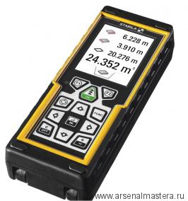 Лазерный дальномер LD 520 Bluetooth, 0,05-200м, точность 1мм  STABILA  арт.18562