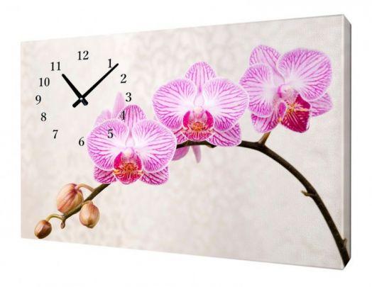 Часы на холсте MWC-01