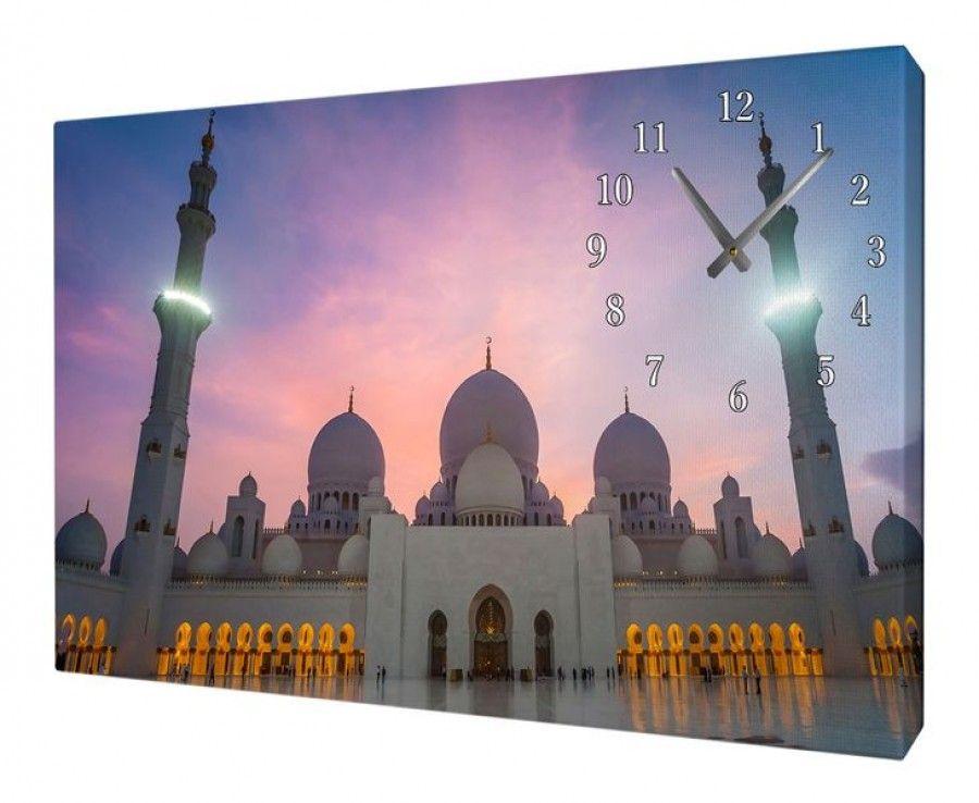 Часы на холсте MWC-21