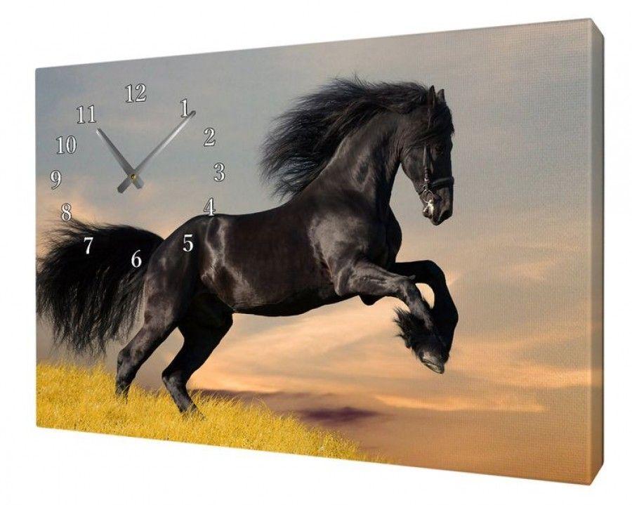 Часы на холсте MWC-31