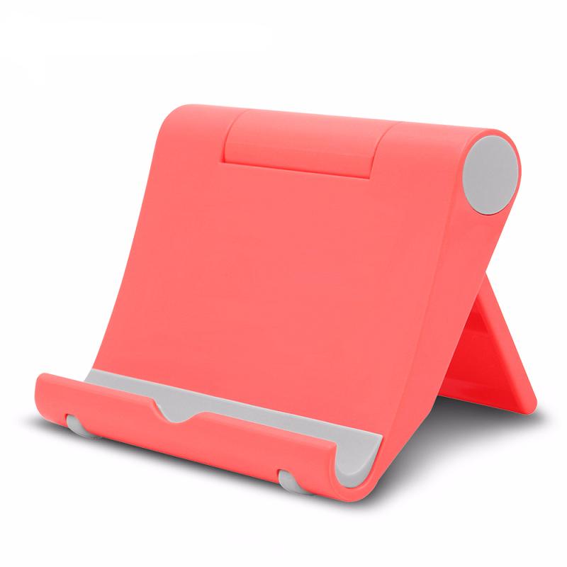 Пластиковый Держатель Для Смартфона И Планшета, Цвет Розовый