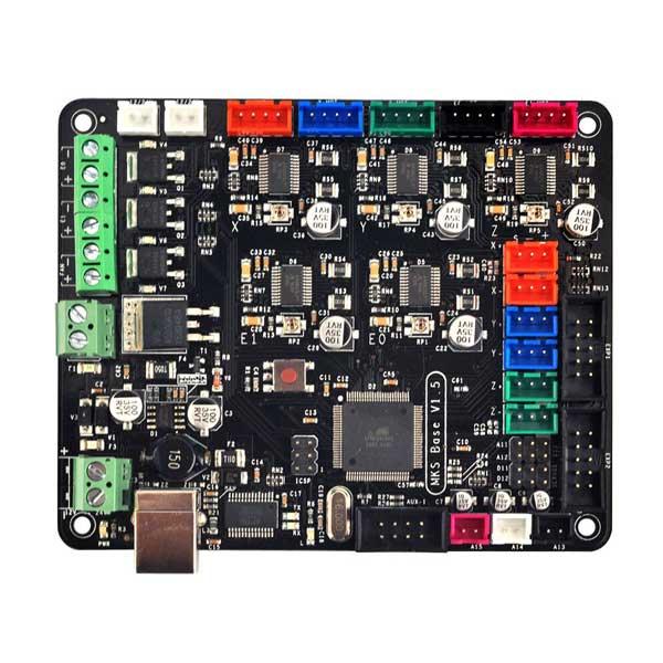 Плата управления 3D принтера, MKS Gen V1.4
