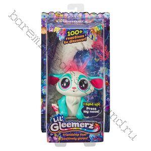 Lil' Gleemerz лемур от Mattel цвет голубой