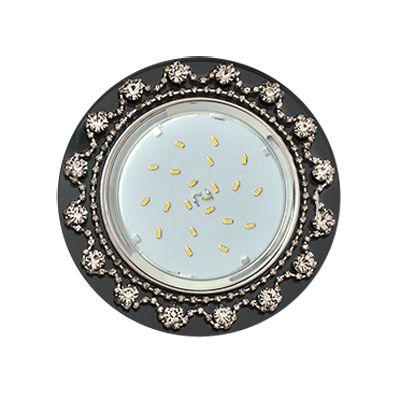 Встраиваемый светильник Ecola FB53RNECB