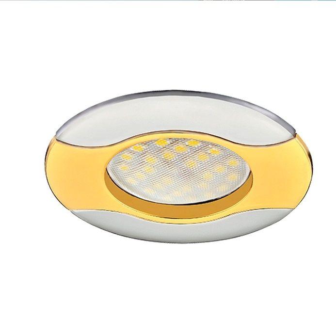 Встраиваемый светильник Ecola FC1604EFS