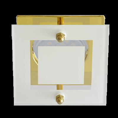 Встраиваемый светильник Ecola FG16ASECB