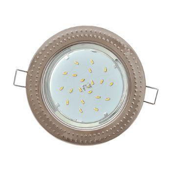 Встраиваемый светильник Ecola FS61H4ECB
