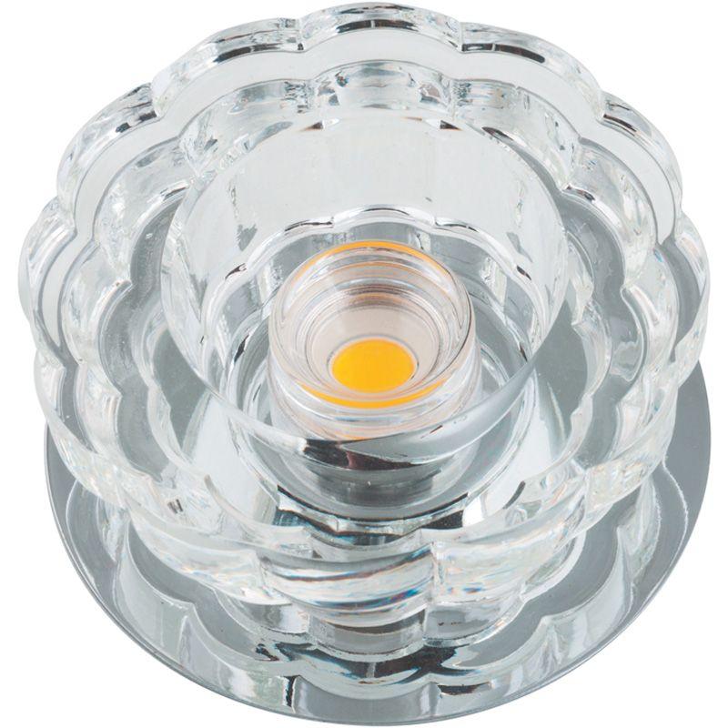 Встраиваемый светильник Fametto DLS-F301-0201