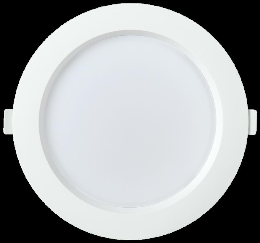 Встраиваемый светильник IEK LDVO0-1704-24-6500-K01