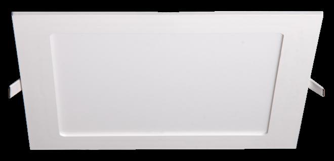 Встраиваемый светильник Jazzway PPL-S  12W 6500K