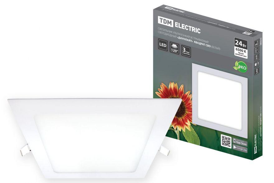 Встраиваемый светильник TDM SQ0329-0402