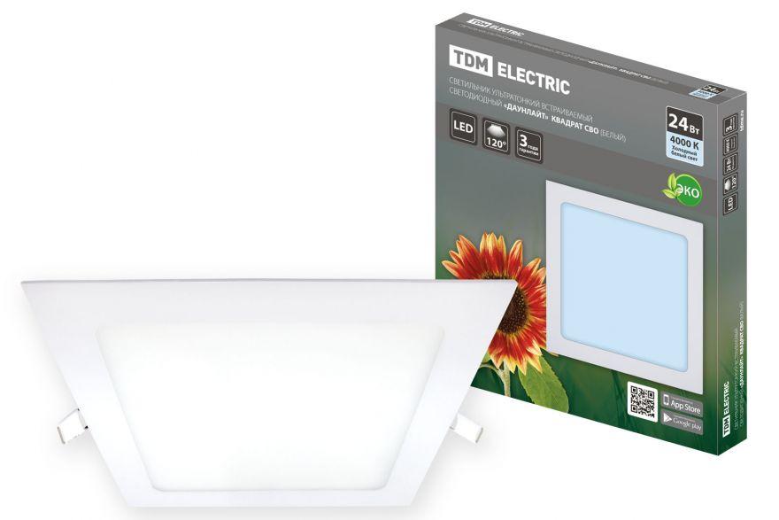 Встраиваемый светильник TDM SQ0329-0403