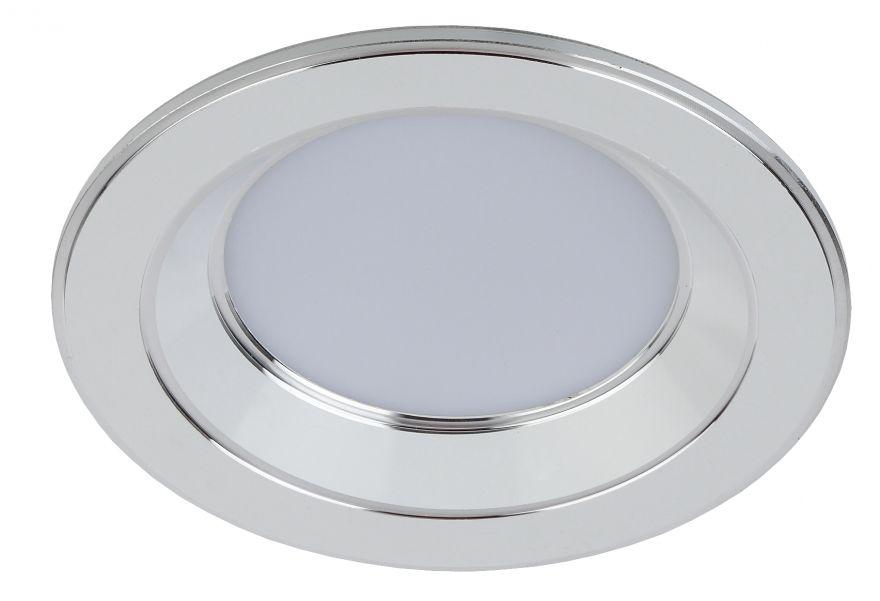 Встраиваемый светильник ЭРА KL15-5 LED WH/CH