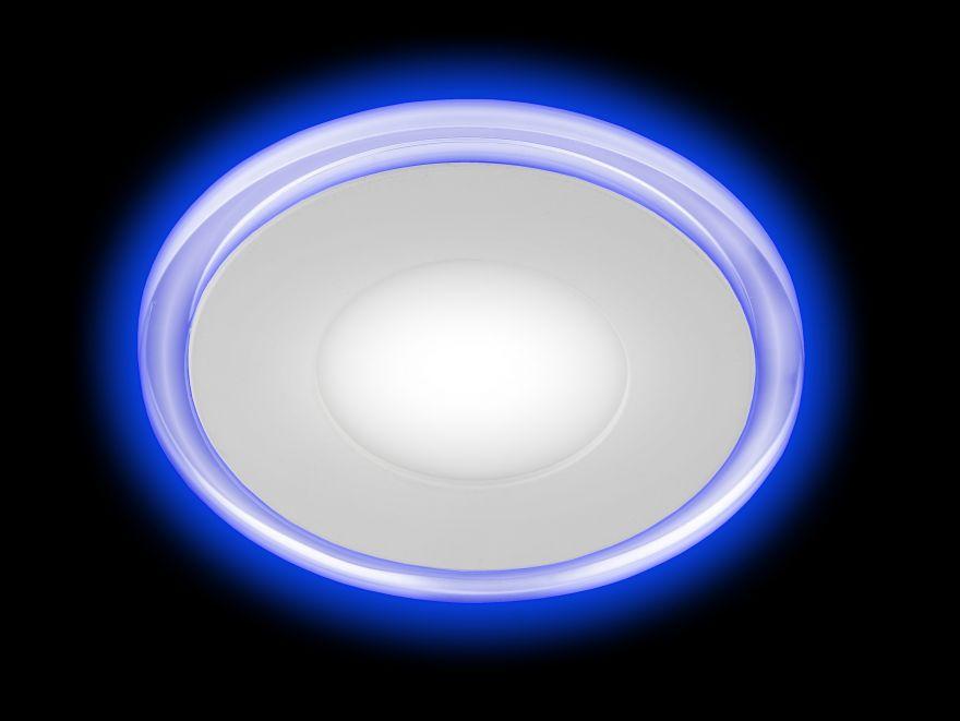 Встраиваемый светильник ЭРА LED 3-9BL