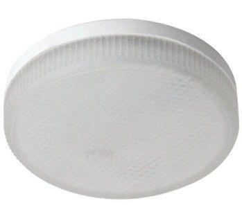 Светодиодная лампа Ecola GX53 св/д 8.5W (8W) 2800K 2K 27x75 матов. Premium T5UW85ELC