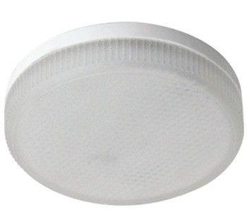 Светодиодная лампа Ecola GX53 св/д 8.5W (8W) 6000K 6K 27x75 матов. T5QD85ELC