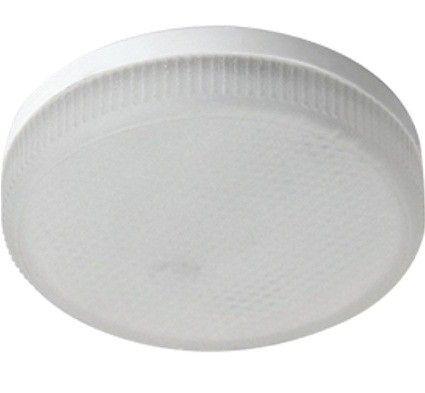 Светодиодная лампа Ecola GX53 св/д 8W 2800K 2K 27x75 матов. Light T5MW80ELC