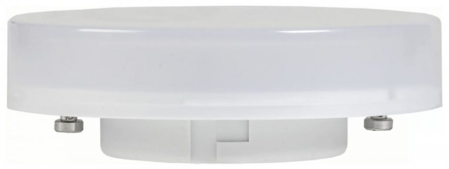 Светодиодная лампа IEK GX53 св/д 10W(900lm) 4000К 4К 75х24 ECO LLE-T80-10-230-40-GX53