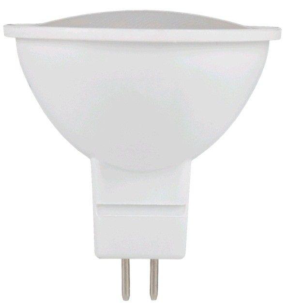 Светодиодная лампа IEK MR16 GU5.3 220V 5W(450lm) 3000K 2K 50x50 матов. ECO LLE-MR16-5-230-30-GU5