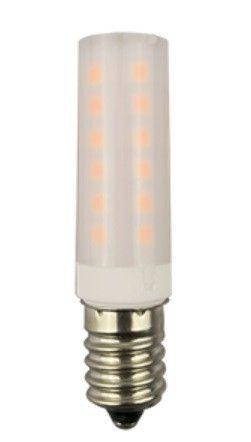 Светодиодная лампа Ecola T25 1W E14 Flame имитация пламени 64x16  B4TF10ELC