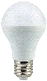Светодиодная лампа Ecola ЛОН A60 E27 10.2W 2700K 2K 110x60 (10W) пласт./алюм. D7LW10ELC