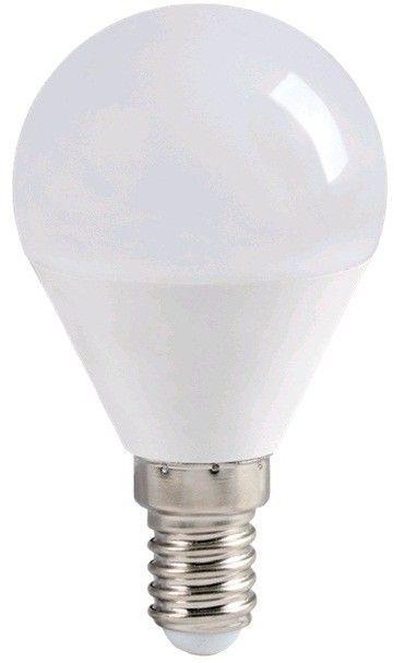 Светодиодная лампа IEK шар G45 E14 3W(210lm) 4000K 4K 78x45 матов. ECO LLE-G45-3-230-40-E14