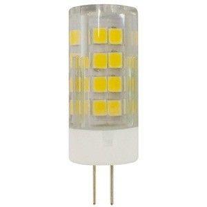 Светодиодная лампа ЭРА стандарт G4 220V 3.5W(280lm) 4000K 4K (3W) 35x10 JC-3.5w-220V-corn 5407