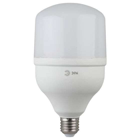 Светодиодная лампа ЭРА стандарт высокомощн. ЛОН A65 E27 21W(1680lm) 6000K 6К 65х166 2645