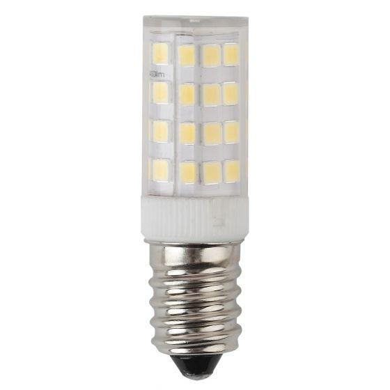 Светодиодная лампа ЭРА Т25 3.5W (3W) (240lm) E14 4000К 4К 54х16 кукуруза (для холодил., шв. машин) LED T25-3.5W-CORN-84
